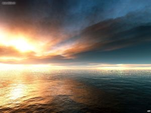 Landscpaes__The_Sea_and_Sunset